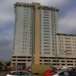 Residential apartment window repairs in cardiff