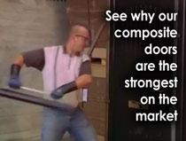 strongest composite doors
